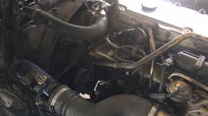 isuzu npr 5 2 blown head gasket repair part 1 youtube