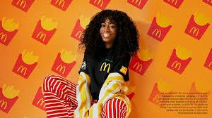 mcdonalds uk monopoly commercial actress mcdonald s mcdonalds twitter