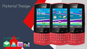 themes for nokia c2 touch and type flat design theme asha 202 203 300 303 nokia x3 02 c3 01 c2 02 c2 03