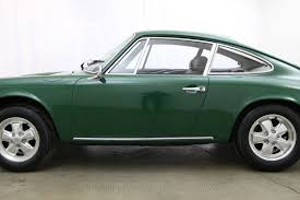 irish green porsche 1969 porsche 912 long wheel base coupe beverly hills car club