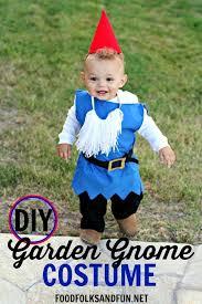 Lawn Gnome Halloween Costume Diy Boy Garden Gnome Costume 80 Diy Costume Ideas U2022 Food