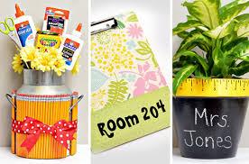 back to school gift ideas diy chalkboard pot