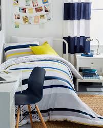 Blue Dorm Room Five Steps To Ace Dorm Room Decor Bright Bazaar By Will Taylor