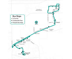 Gainesville Map Summer Route38 The Hub To Gainesville Place Go Rts