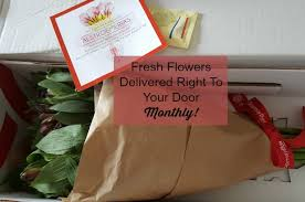 monthly flower delivery monthly flower delivery fresh to your door