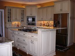 benchtop sealer tags white kitchen cabinets with light granite