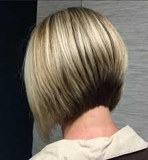 inverted bob hairstyle pictures rear view 2018 popular short inverted bob haircut back view