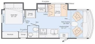 intent floorplans winnebago rvs