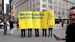 Ikea Outdoor Ad