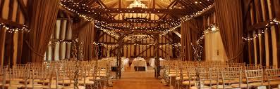Barn Wedding Venues Berkshire Three Reasons Why A Barn Wedding Is More Romantic