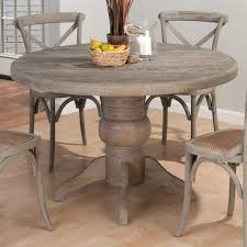 dining room fabulous round dining room table rustic midcentury