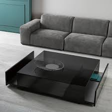 Coffee Tables Black Glass 350 Best Glass Coffee Tables Images On Pinterest