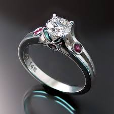 custom wedding ring custom made engagement rings hair styles