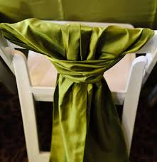 how to make chair sashes no to chair covers but yes to chair sashes skagit valley