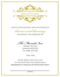 reception invite wording wedding elopement145 postng reception invitations wording