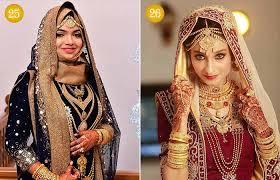muslim bridal 100 most beautiful indian bridal makeup looks dulhan images