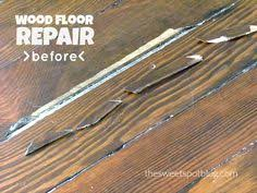 how to patch repair replace damaged hardwood floor planks condo