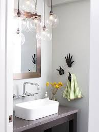 Unique Bathroom Lights Sink In Countertops Bathroom With Mirror For Bathroom Be Equipped