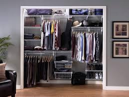 rangement vetement chambre design interieur idée rangement armoire chambre penderie