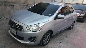 mitsubishi mirage silver mitsubishi mirage g4 gls 1 2g 2015 car rentals ph