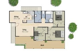 simple 3 bedroom house plans simple 3 bedroom house plan superhdfx simple house plans floorplan