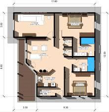 3 bedroom bungalow floor plan philippines centerfordemocracy org