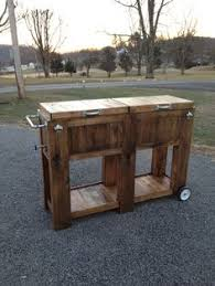 build a wooden cooler 1000 ideas about wooden ice chest on