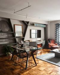 sophisticated bachelor apartment in nyc lablstudio hgtv