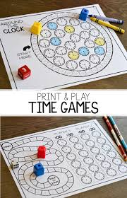 print play learn telling time telling time digital