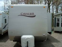 Used Fema Travel Trailers For Sale In Houston Texas Gulf Stream Cavalier New And Used Rvs For Sale