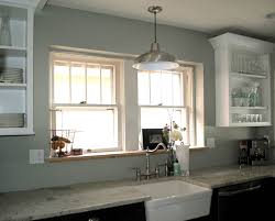 pendant light over kitchen sink photo inspirations for