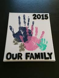 Pinterest Canvas Ideas by Family Handprints On Canvas Ideas Diy U0026 Crafts Pinterest