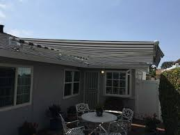 Roof Mounted Retractable Awning Retractable Awnings U0026 Patio Covers Los Angeles Ca Inter Trade