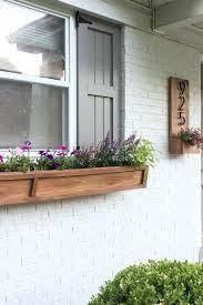 window planters indoor window plant box redtop club