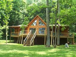 Building A Small Cabin In The Woods by Nine Scenic Rentals For Your Virginia Mountain Getaway