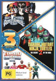 Turbo Power Rangers 2 - booktopia mighty morphin power rangers teenage mutant ninja