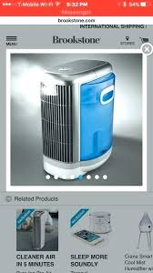 tower fan with air purifier tower fan at buy now brookstone air purifier tower fan enlarge