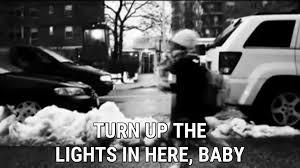 Turn On The Lights Lyrics All Of The Lights Revised Ft Rihanna Lyrics Kanye West Song In