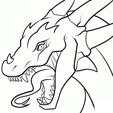 printable dragon head coloring pages 1470 dragon head coloring