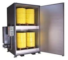 chambre chaude chambre chaude pour fûts pour conteneur max 8 000 lbs ev8