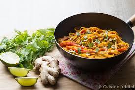 avis cuisine addict one pan pasta façon thaï cuisine addict cuisine addict
