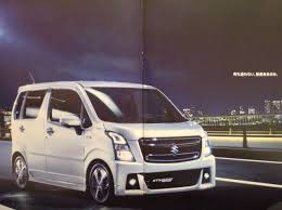 opel japan next gen 2017 suzuki wagon r stingray brochure leaked japan