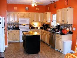 71 types charming blue kitchen paint ideas with wood cabinets best