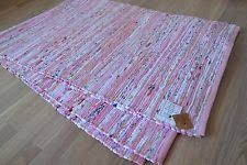 Pastel Rag Rug Rag Indian Striped Rugs Ebay