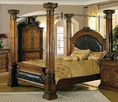 canopy bed frame king black metal cal price pcnielsen com