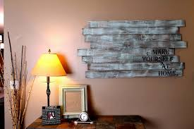 art galleries in reclaimed wood wall decor home decor ideas