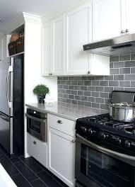 Studio Kitchens Gray Kitchen Cabinets White Subway Tile Gorgeous Grey Kitchens All