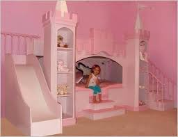 Princess Bunk Bed With Slide Princess Bunk Bed With Slide Home Design Ideas