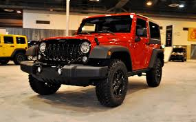 jeep wrangler sunset orange 2015 jeep wrangler willys edition 5