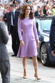 kate middleton dresses kate middleton lavender sleeves cocktail dress